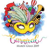Mardis Gras-St Francis of Assisi Parish-Feb 23, 2019