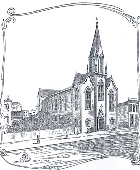 St. Boniface, Sutter and Trinity Streets