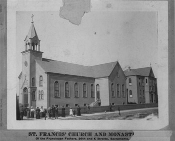 Our First Church and Friary